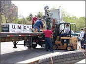 Commercial movers in New York City