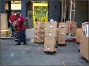 Record retention storage in New York City