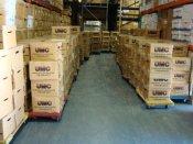 Storage cartons by UMC Moving