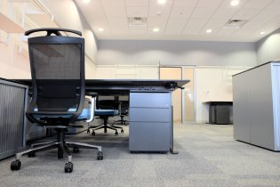 Office Furniture Liquidation Services from U.M.C. Moving Company